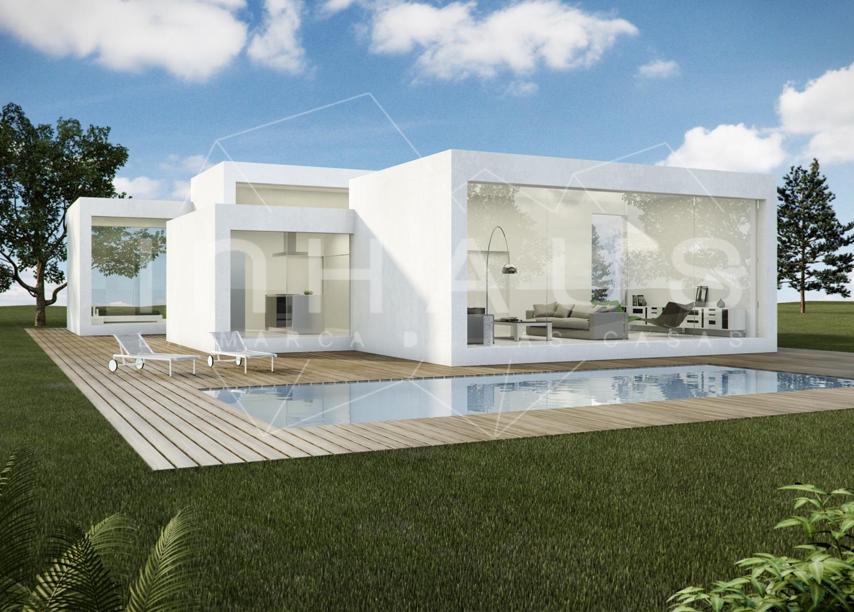 Casas de dise o - Casas prefabricadas de diseno en espana ...